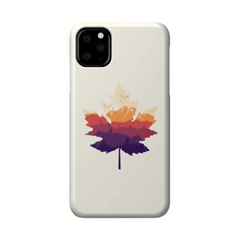 Leafscape Accessories Phone Case by Dianne Delahunty's Artist Shop