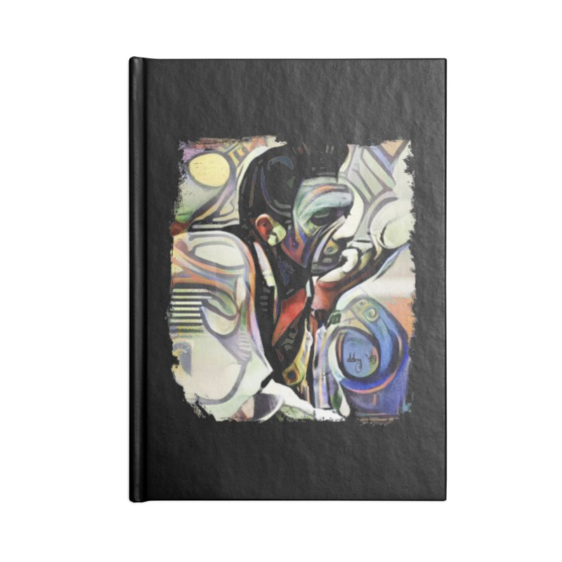 Man in Black by Dianne ❤ Accessories Notebook by Design's by Dianne ♥