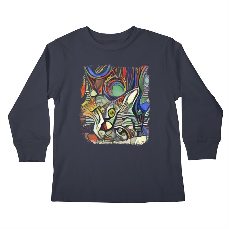 Izzy by Dianne ❤ Kids Longsleeve T-Shirt by Design's by Dianne ♥