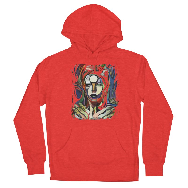 4Ever UnPredictable by Dianne ❤ Men's Pullover Hoody by Design's by Dianne ♥