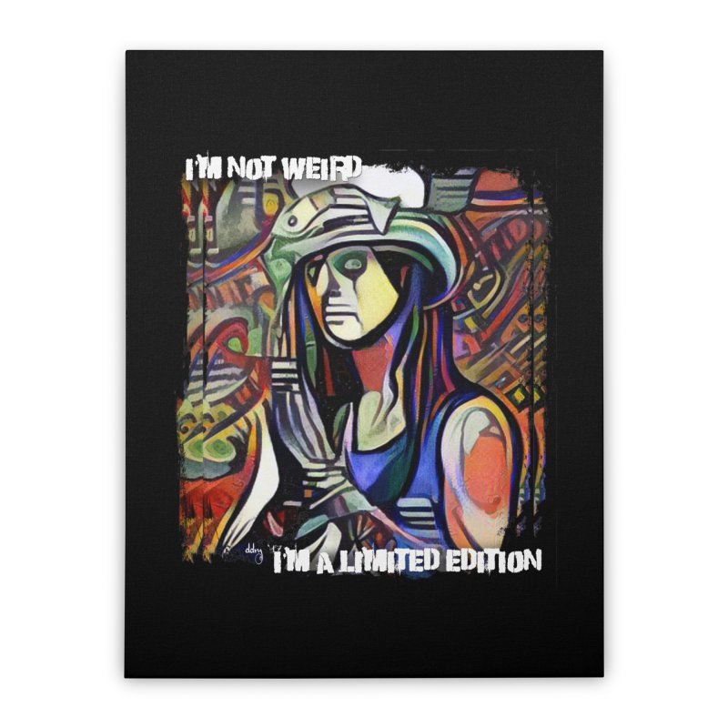 Limited Edition by Dianne ❤ Home Stretched Canvas by Design's by Dianne ♥