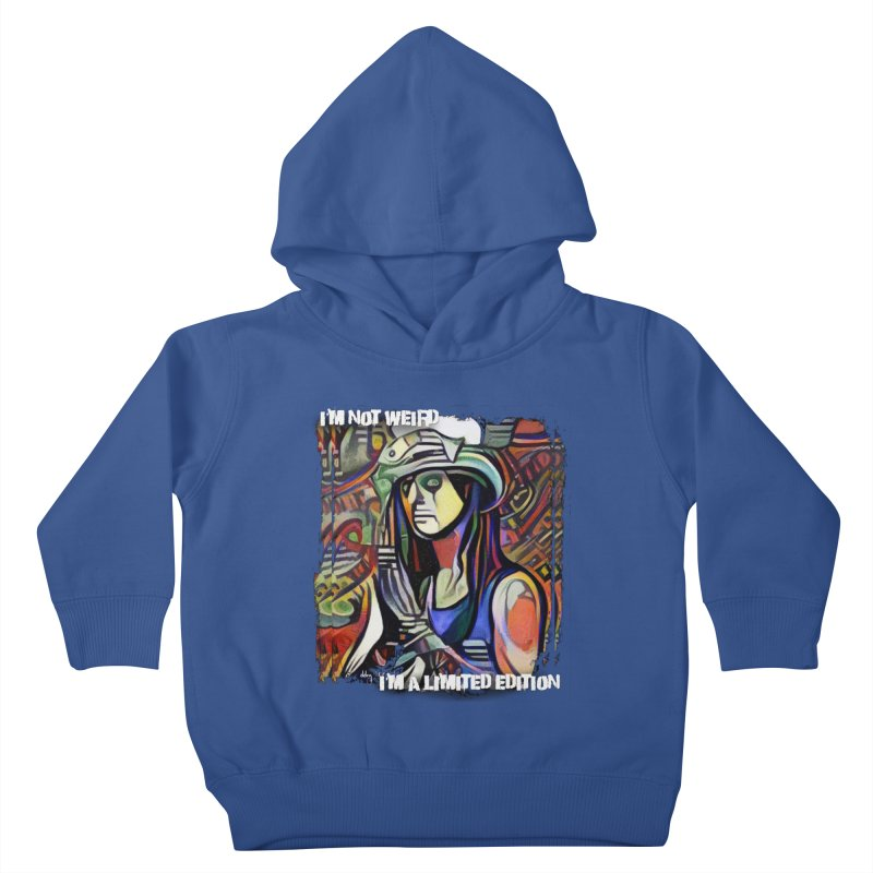 Limited Edition by Dianne ❤ Kids Toddler Pullover Hoody by Design's by Dianne ♥