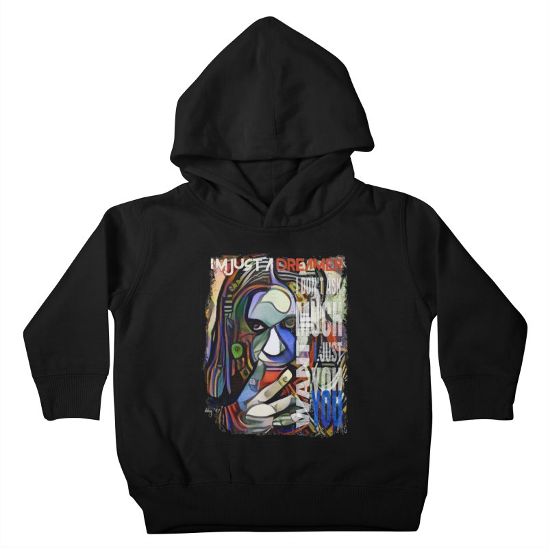 I'm just a dreamer by Dianne ❤ Kids Toddler Pullover Hoody by Design's by Dianne ♥