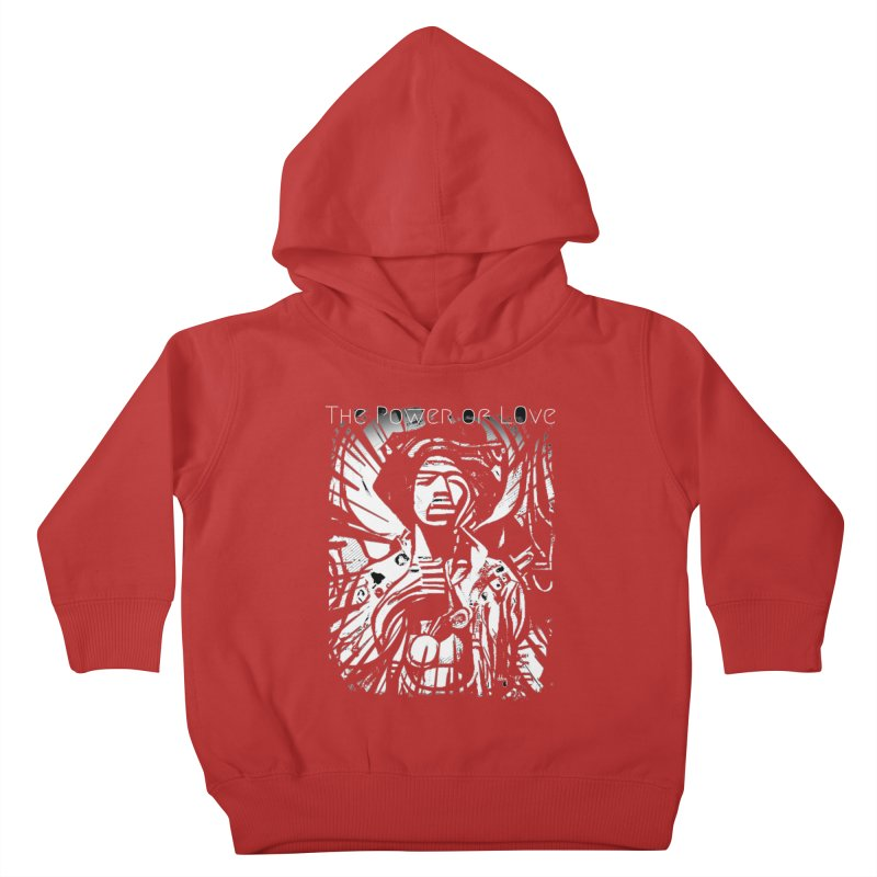 The Power of Love by Dianne ❤ Kids Toddler Pullover Hoody by Design's by Dianne ♥