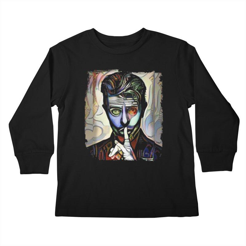 Shhh...it's a Secret by Dianne ❤ Kids Longsleeve T-Shirt by Design's by Dianne ♥