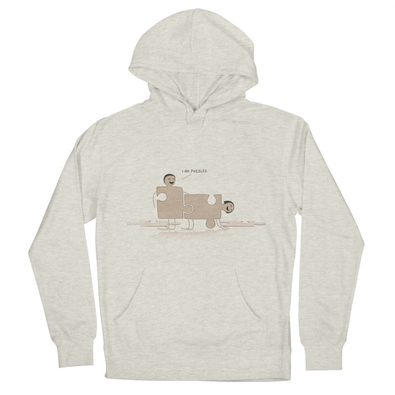 Solving the puzzle, gone wrong. Women's Pullover Hoody by Diardo's Design Shop