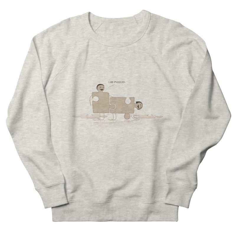 Solving the puzzle, gone wrong. Women's Sweatshirt by Diardo's Design Shop