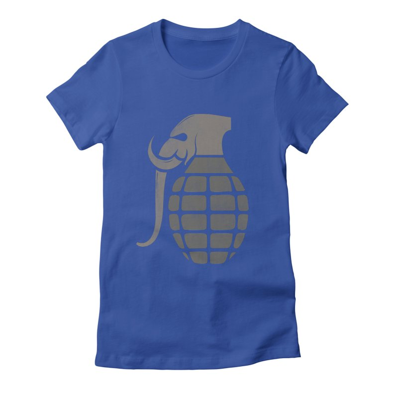 Elephant Grenade   by Diardo's Design Shop