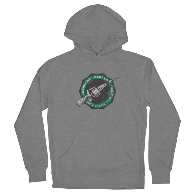 Just Pizza and Beer Women's Pullover Hoody by Diardo's Design Shop