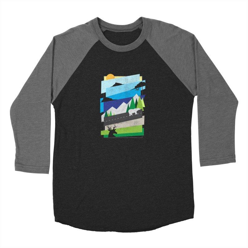 Beautiful Wild Women's Longsleeve T-Shirt by Diardo's Design Shop
