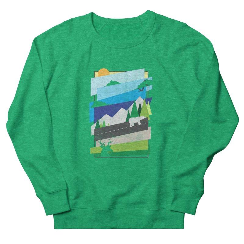 Beautiful Wild Women's Sweatshirt by Diardo's Design Shop