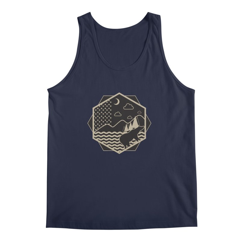 A night on the Wild Men's Tank by Diardo's Design Shop
