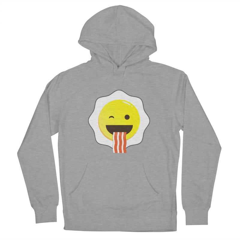 Breakfast Wink Women's Pullover Hoody by Diardo's Design Shop