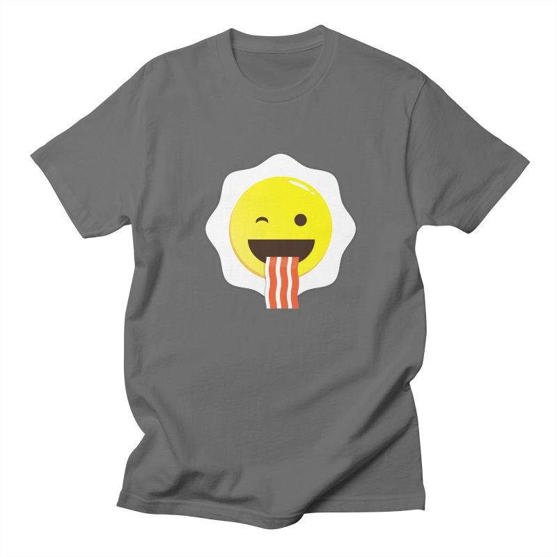 Breakfast Wink Women's Unisex T-Shirt by Diardo's Design Shop