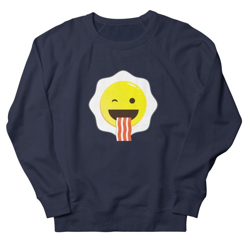Breakfast Wink Women's Sweatshirt by Diardo's Design Shop