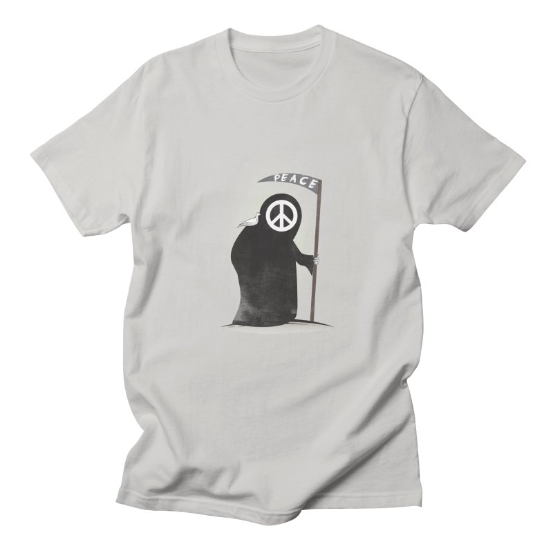 I'm here to bring Peace Men's T-shirt by Diardo's Design Shop