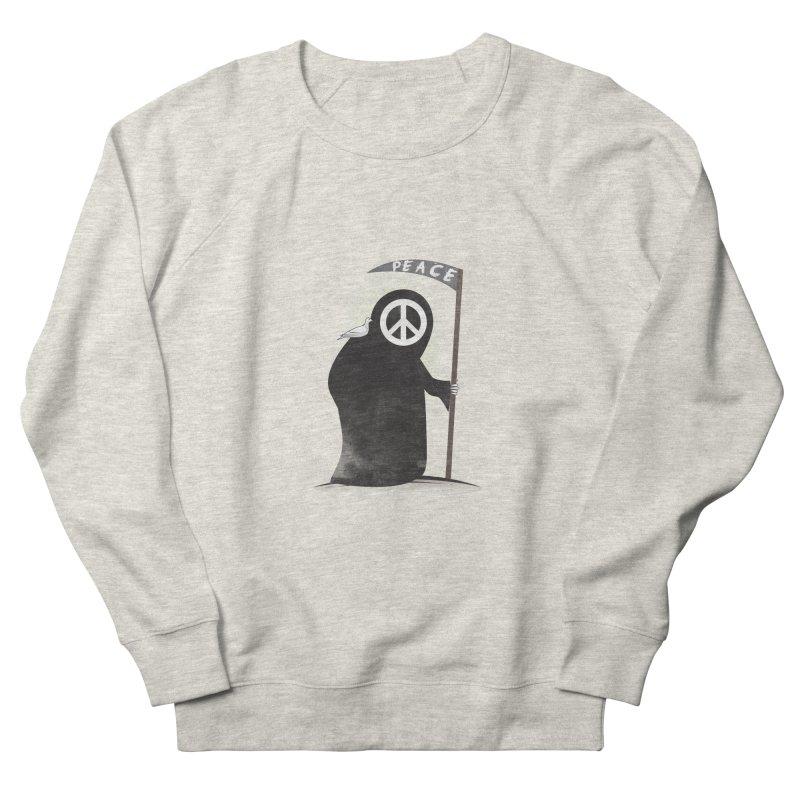 I'm here to bring Peace Women's Sweatshirt by Diardo's Design Shop