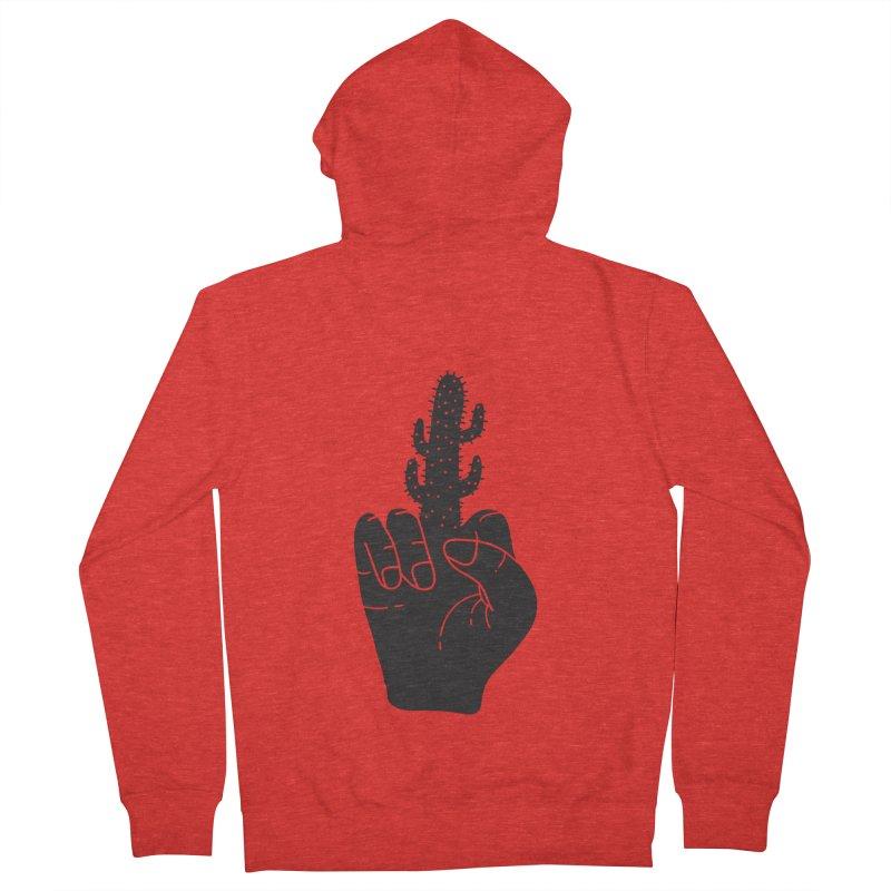 Look, a cactus Women's Zip-Up Hoody by Diardo's Design Shop