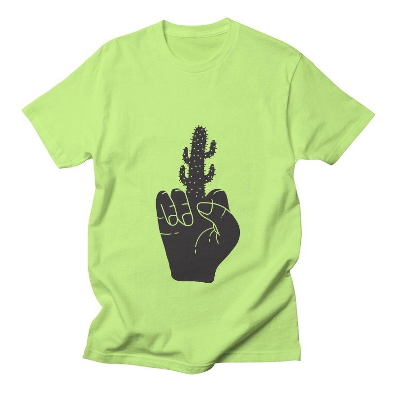 Look, a cactus Women's Unisex T-Shirt by Diardo's Design Shop