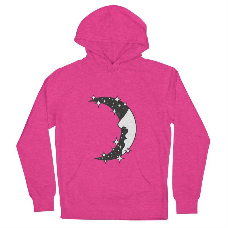 Crescent Desire Women's Pullover Hoody by Diardo's Design Shop