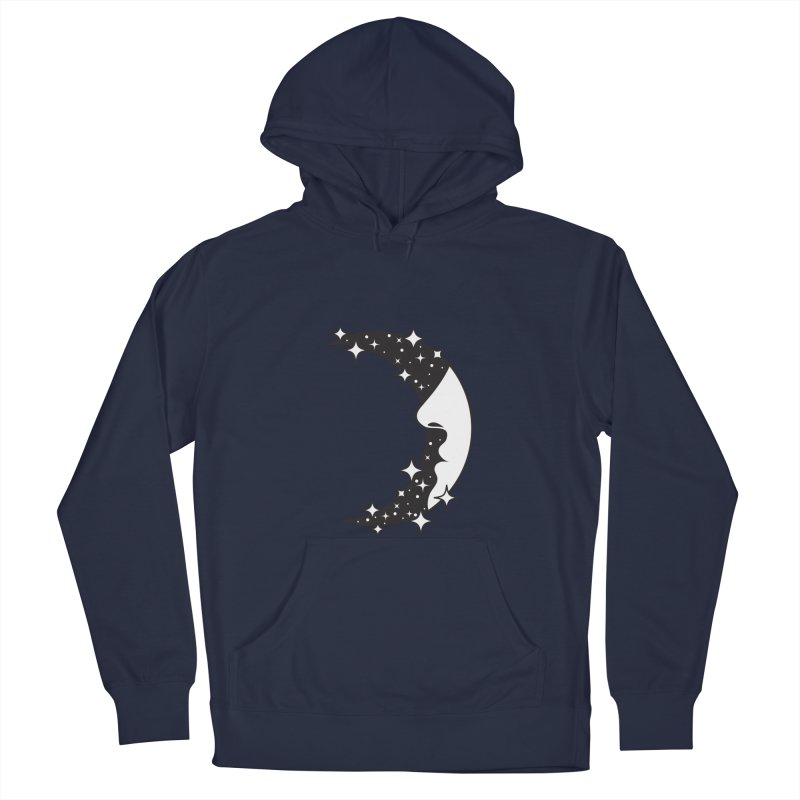 Crescent Desire Men's Pullover Hoody by Diardo's Design Shop