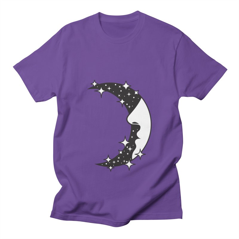 Crescent Desire Men's T-Shirt by Diardo's Design Shop