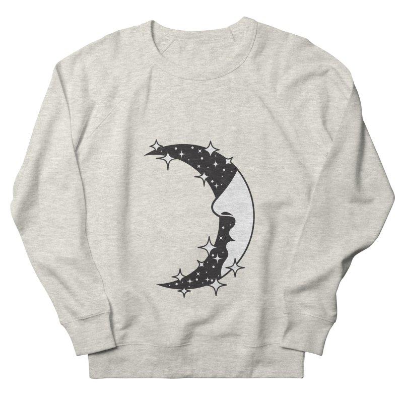 Crescent Desire Men's Sweatshirt by Diardo's Design Shop