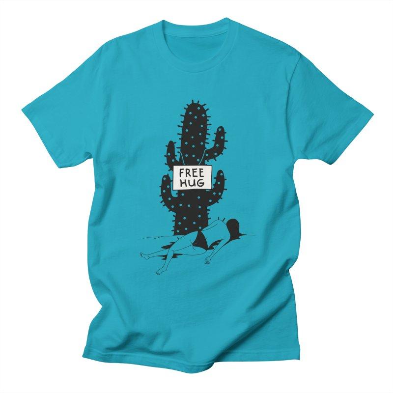 Free Hug Kills Men's T-Shirt by Diardo's Design Shop