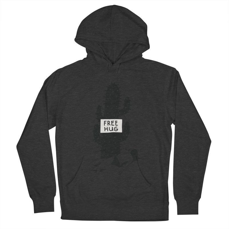 Free Hug Kills Women's French Terry Pullover Hoody by Diardo's Design Shop
