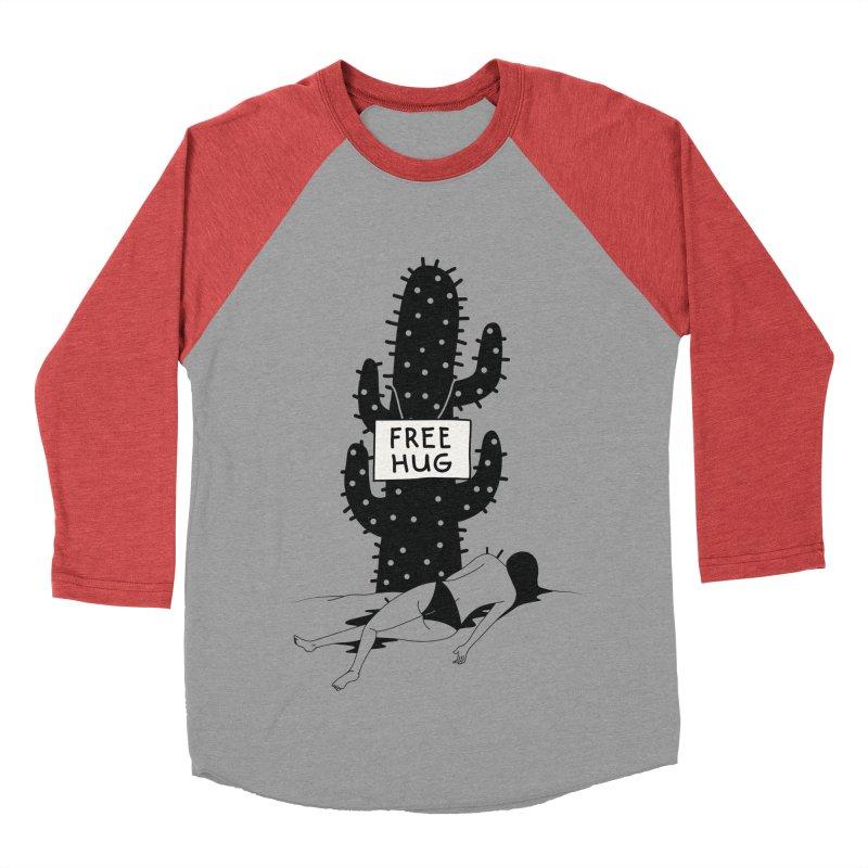 Free Hug Kills Men's Baseball Triblend T-Shirt by Diardo's Design Shop