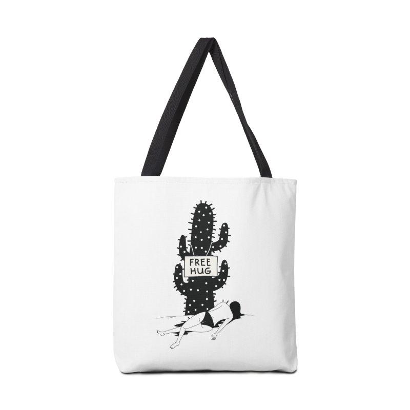 Free Hug Kills Accessories Bag by Diardo's Design Shop