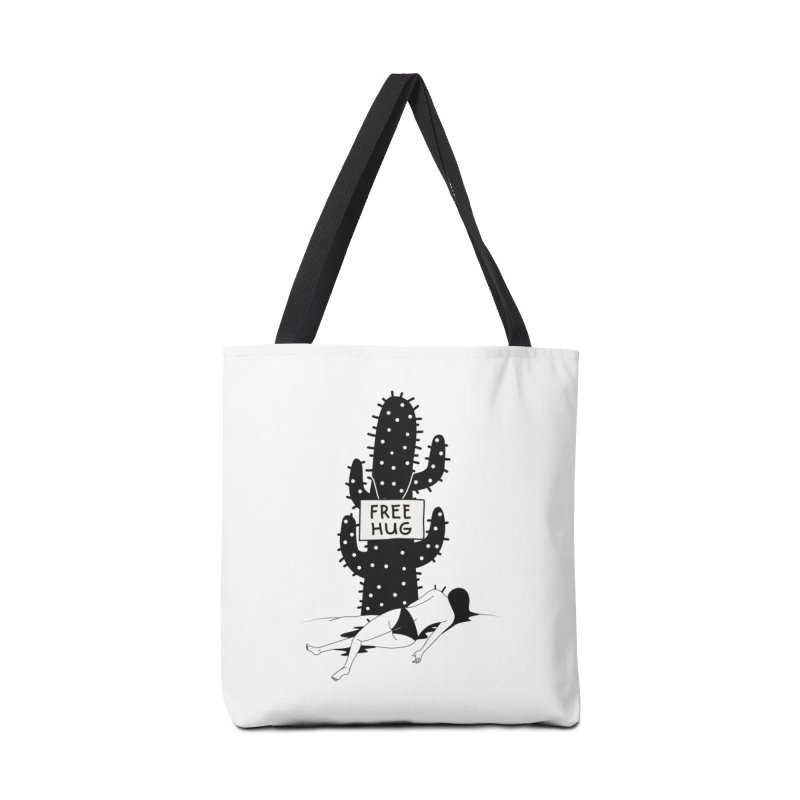 Free Hug Kills Accessories Tote Bag Bag by Diardo's Design Shop