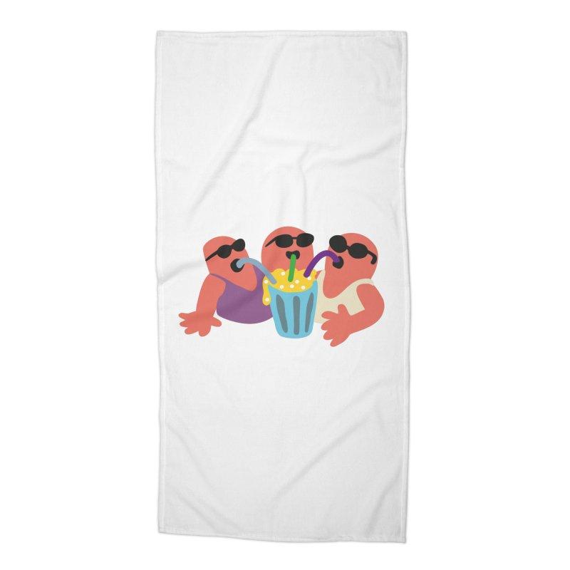 Ballermann Accessories Beach Towel by Dicker Dandy