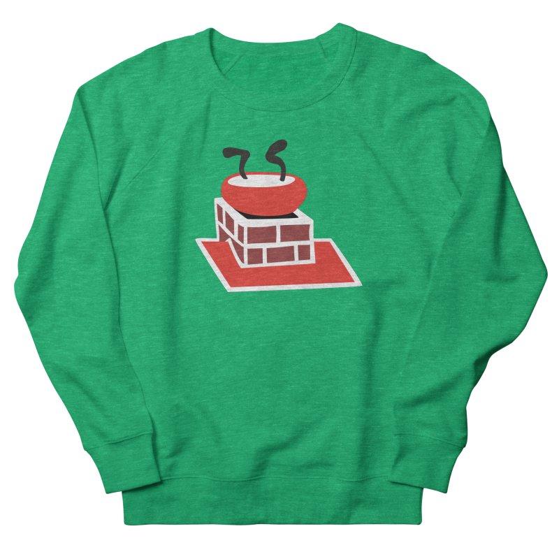 Chimney Men's Sweatshirt by Dicker Dandy