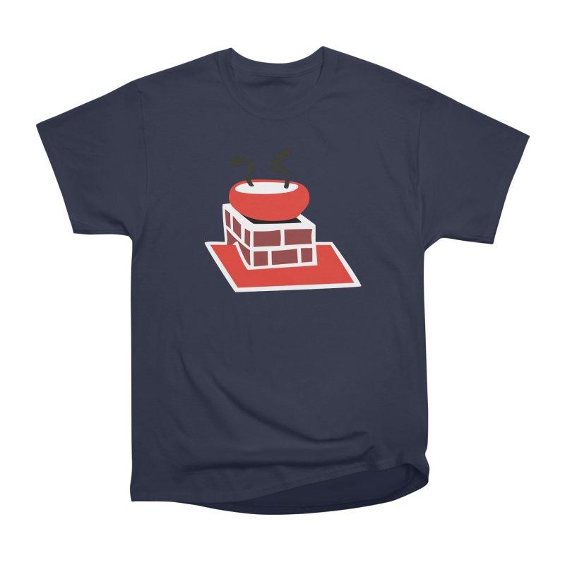 Chimney Women's Classic Unisex T-Shirt by Dicker Dandy