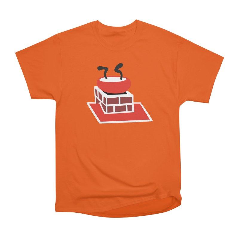 Chimney Men's Classic T-Shirt by Dicker Dandy