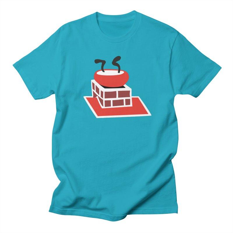 Chimney Women's Regular Unisex T-Shirt by Dicker Dandy
