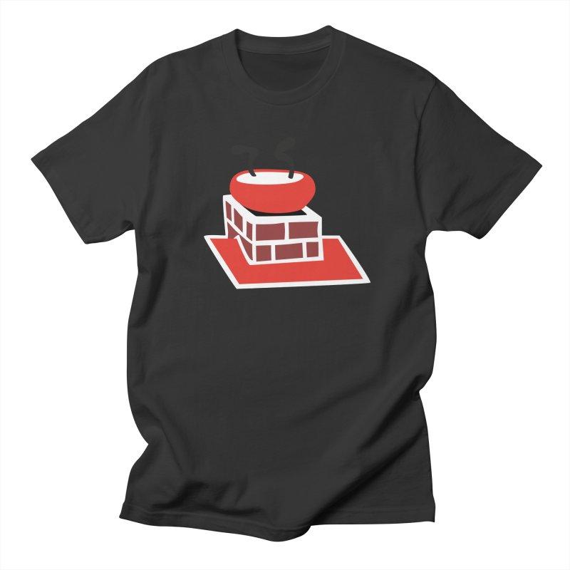 Chimney Women's Unisex T-Shirt by Dicker Dandy