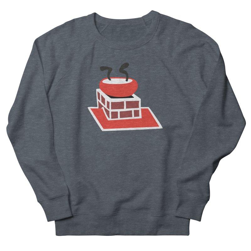Chimney Women's French Terry Sweatshirt by Dicker Dandy