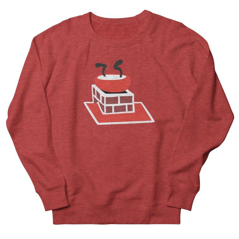 Chimney Women's Sweatshirt by Dicker Dandy