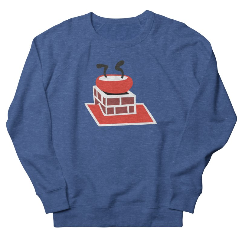 Chimney Men's Sweatshirt by Dicker Dandy