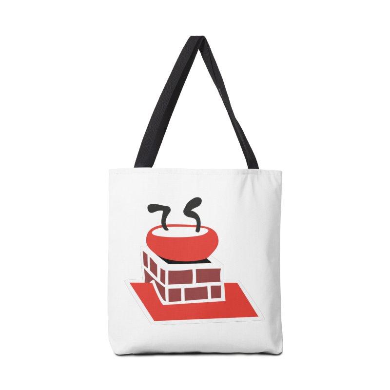 Chimney Accessories Bag by Dicker Dandy