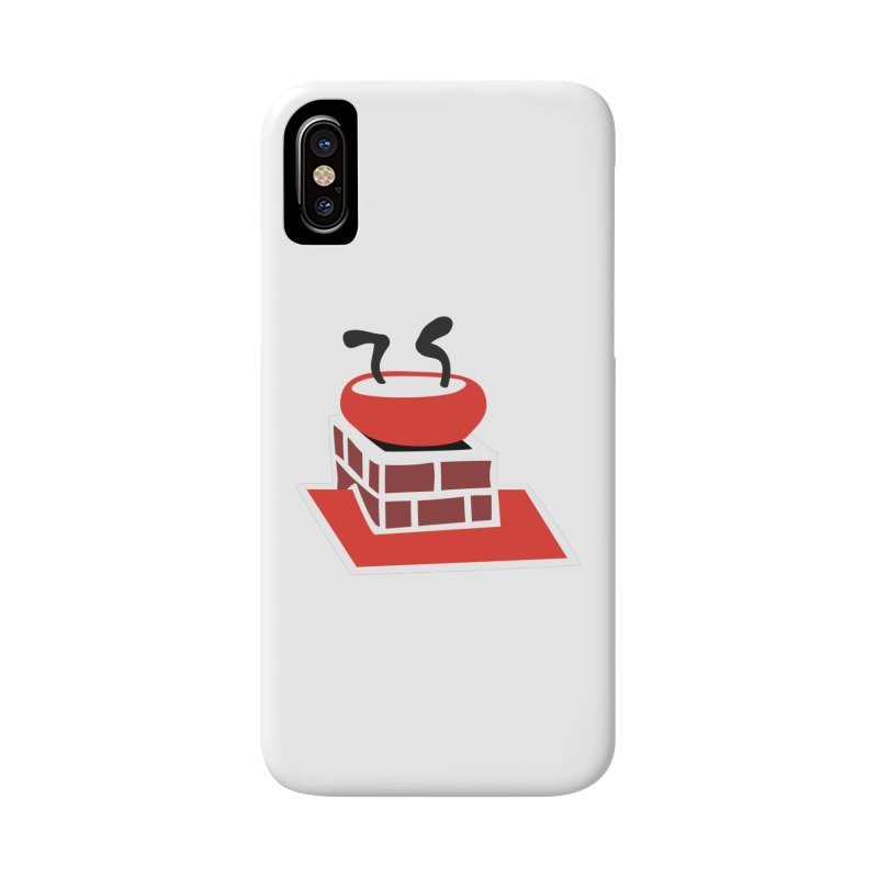 Chimney Accessories Phone Case by Dicker Dandy