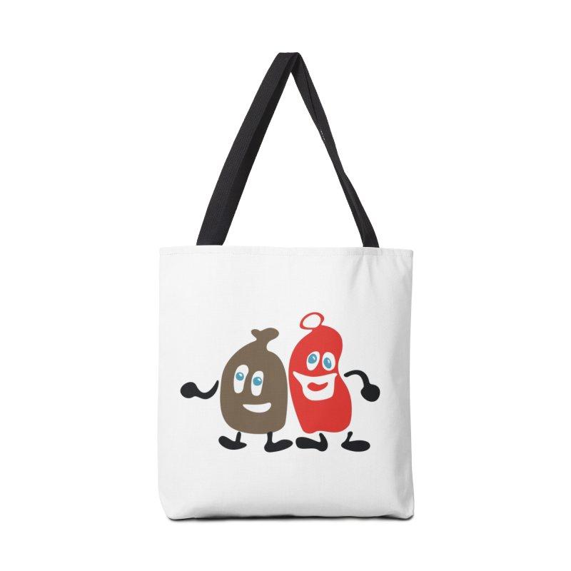 Xmas Buddies Accessories Bag by Dicker Dandy