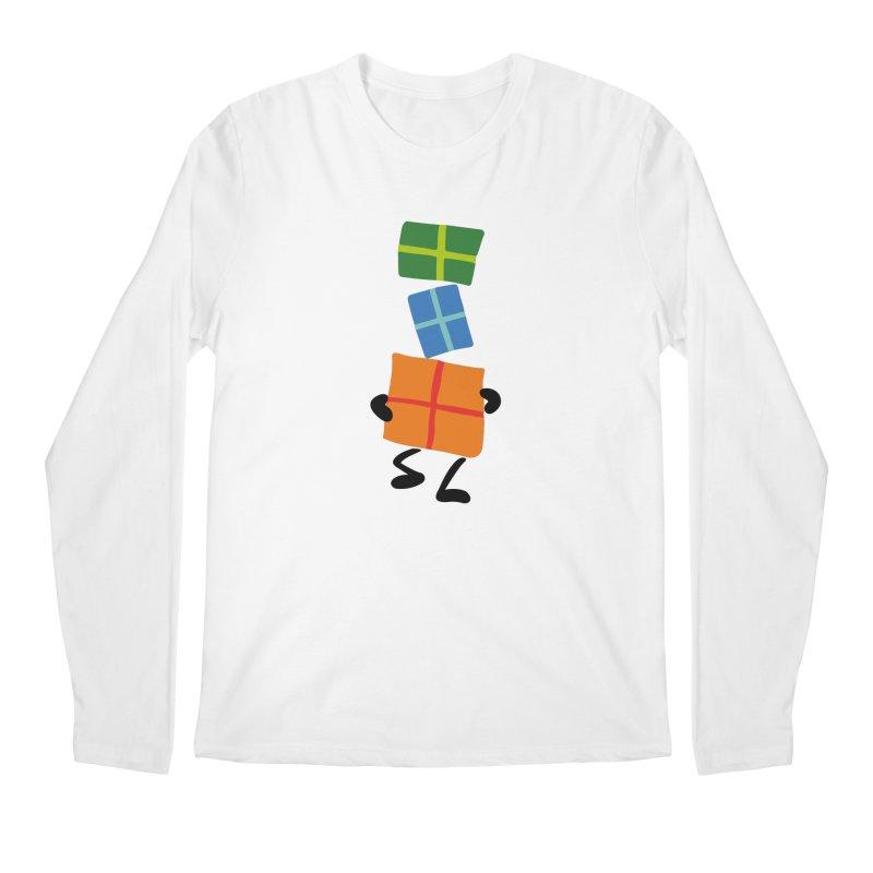 Gifts Men's Regular Longsleeve T-Shirt by Dicker Dandy