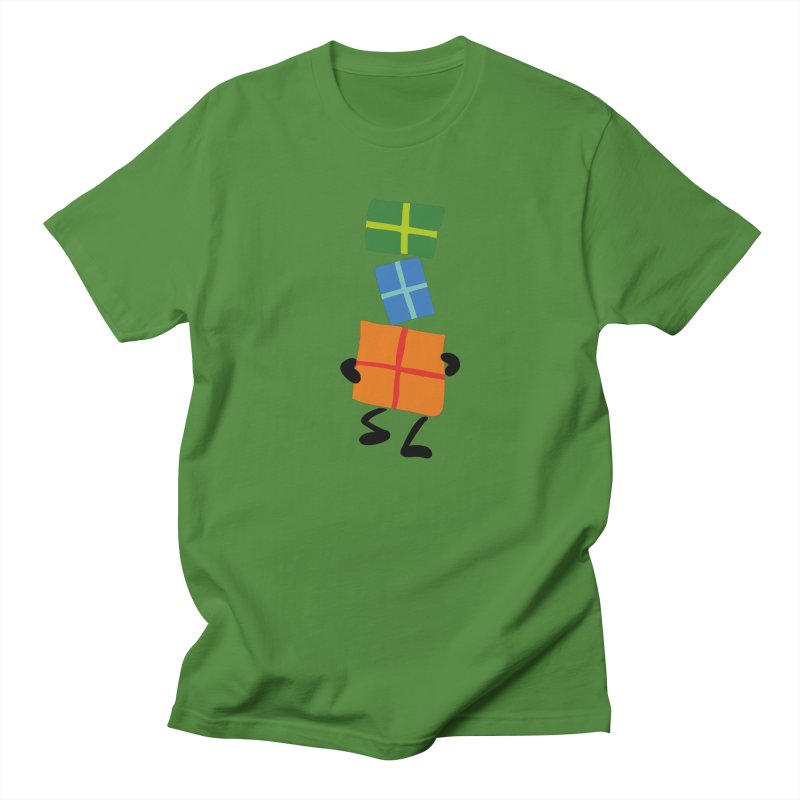 Gifts Men's Regular T-Shirt by Dicker Dandy