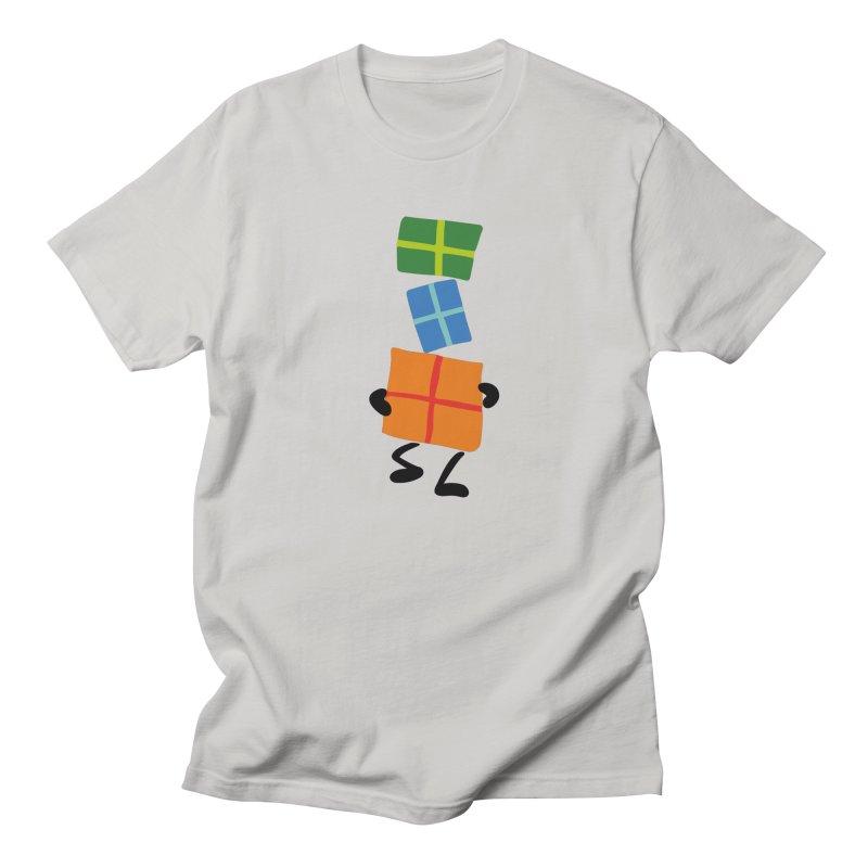 Gifts Men's T-Shirt by Dicker Dandy