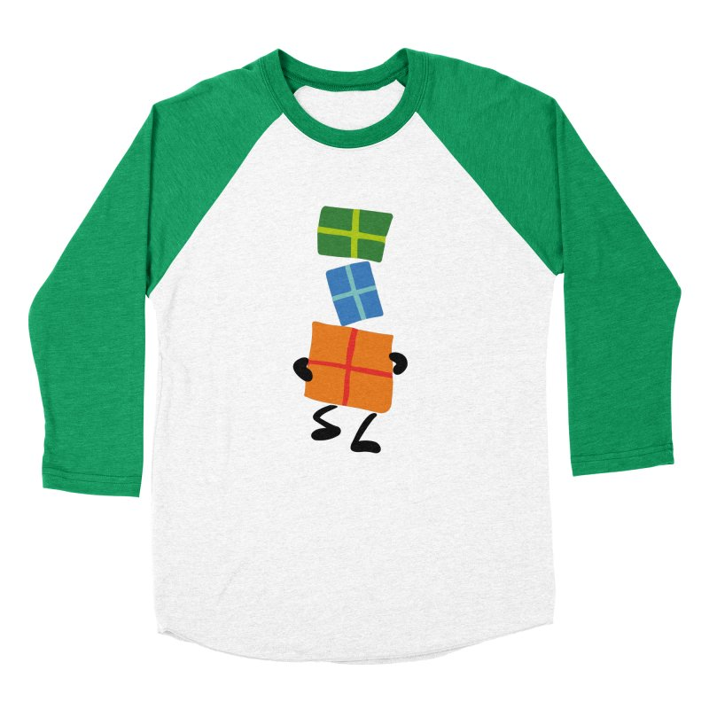Gifts Women's Baseball Triblend T-Shirt by Dicker Dandy