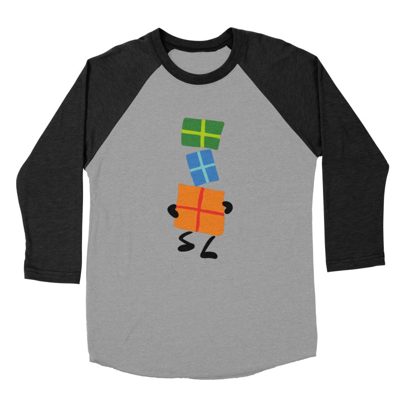 Gifts Men's Baseball Triblend T-Shirt by Dicker Dandy