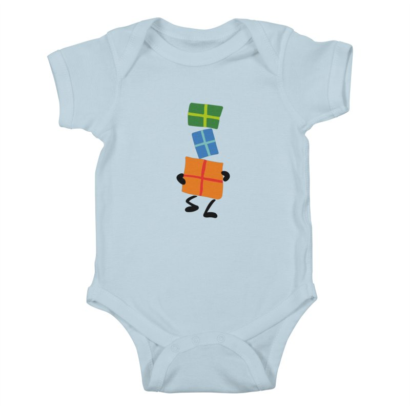 Gifts Kids Baby Bodysuit by Dicker Dandy